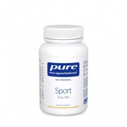 Pure Encapsulations 365 Sport Kapseln 60 Stück