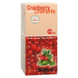 Biogelat Cranberry UroForte Liquid 120ml