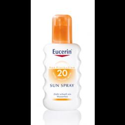 Eucerin Sonnenschutz Sun Spray LSF 20 200ml