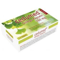 Cedumed Ginkgo-Kapseln-90 Stück