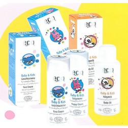 Eco Cosmetics Baby & Kids Babycreme 50ml