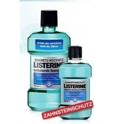 Listerine Mundwasser Zahnsteinschutz 500ml