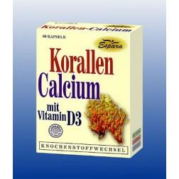 Espara Korallen-Calcium Kapseln 60 Stk.