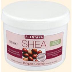 Plantana Shea-Butter Körper-Creme 500ml