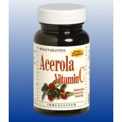Acerola Vitamin C Kautabletten Espara