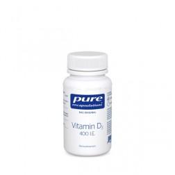 Pure Encapsulations Vitamin D3 400 I.E. 60 Kapseln