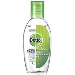 Dettol Antibakterieles Hände-Desinfektions-Gel 50ml