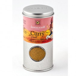 Sonnentor Curry scharf bio, Streudose 45 g