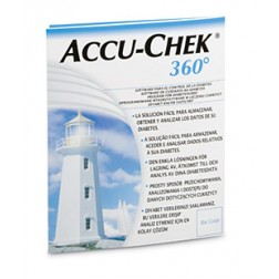 Accu-Chek 360° USB Kabel 1 Stück