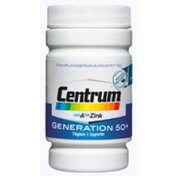 Centrum Generation 50+ Kapseln + Lutein-180 Stück