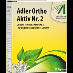 Adler Ortho Kapseln Nr.2 60 Stück