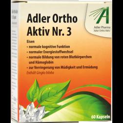 Adler Ortho Kapseln Nr.3 60 Stück