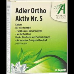 Adler Ortho Kapseln Nr.5 60 Stück