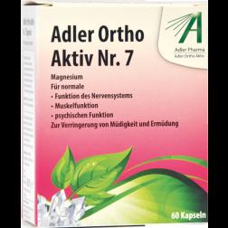 Adler Ortho Kapseln Nr.7 60 Stück