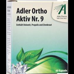 Adler Ortho Kapseln Nr.9 60 Stück