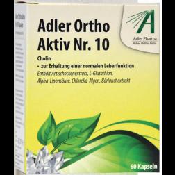Adler Ortho Kapseln Nr.10 60 Stück