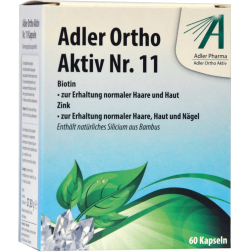 Adler Ortho Kapseln Nr.11 60 Stück