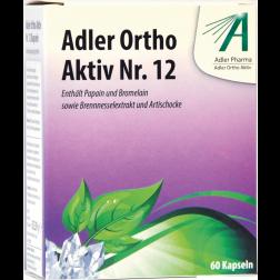 Adler Ortho Kapseln Nr.12 60 Stück