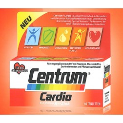 Centrum Cardio 60 Tabletten