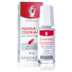 Mavala Color-Matt Überlack 10ml