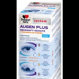 Doppelherz System Augen+Sehkraft+Schutz+Tränenfilm-120 Stück