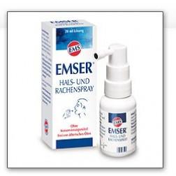 Emser Hals- und Rachenspray 20ml
