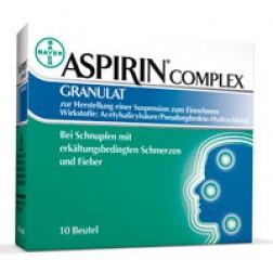 Aspirin Complex Granulat Beutel-20 Stück