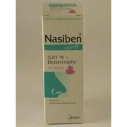 Nasiben sanft Dosiertropfen 0,01%