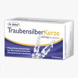 Dr. Böhm Traubensilberkerze 6,5mg Filmtabletten 60 Stück