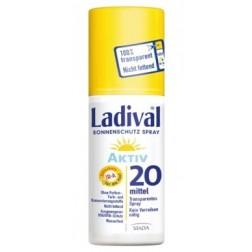 Ladival Sonnenschutz Spray SPF 20 150ml