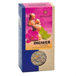 Sonnentor Ingwer Sonne-Tee bio, 80 g