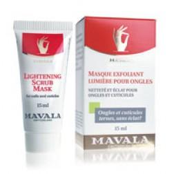 Mavala Aufhellende Nagel-Peeling Maske 15ml
