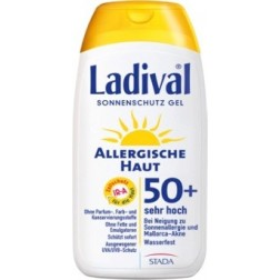 Ladival Gel für Allergische Haut SPF 50+ 200ml