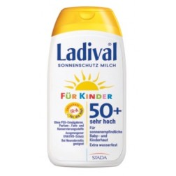 Ladival Kind Sonnenschutz Creme SPF 50+ 200ml