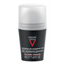 Vichy Homme Deo Empfindliche Haut 50ml