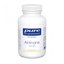Pure Encapsulations Pure 365 All-in-one Formula-120 Stück