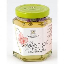 Sonnentor Der Romantische - Honig & Rosenknospen bio, 230 g