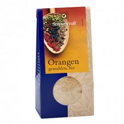 Sonnentor Orangen gemahlen bio, 25 g