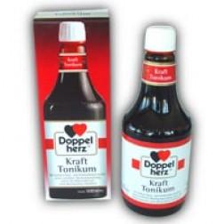 Doppelherz Herz Tonikum mit Zucker u. Alkohol 500ml