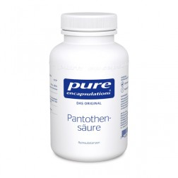 Pure Encapsulations Pantothensäure 120 Stk.
