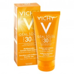 Vichy Capital Soleil Mattierendes Fluid LSF 30 50ml