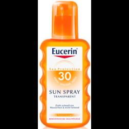 Eucerin Transparent Sonnenspray LSF 30