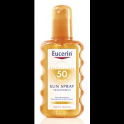 Eucerin Transparent Sonnenspray LSF 50