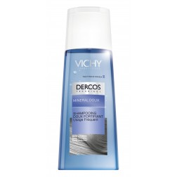 Vichy Dercos Mineral Soft Shampoo-200 ml