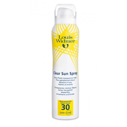 Widmer Clear Sun Spray SPF 30 m.p.