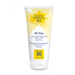 Widmer All Day Sonnenmilch SPF 30 m.p.