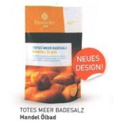 Fette Totes Meer Badesalz + Mandel Ölbad Samt & Seide