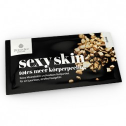Dermasel Exklusiv sexy skin Körperpeeling Gold 45g