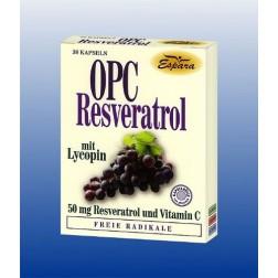 Espara OPC Resveratrol 30 Kapseln