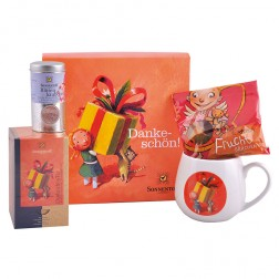 Sonnentor Dankeschön - Geschenkkarton
